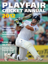 Playfair Cricket Annual 2012 (eBook)