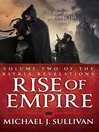 Rise of Empire (eBook): The Riyria Revelations