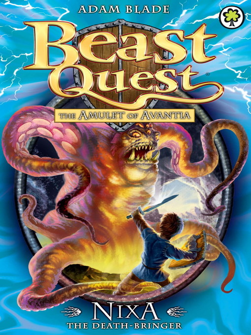 Nixa the Death Bringer (eBook): Beast Quest: The Amulet of Avantia Series, Book 1