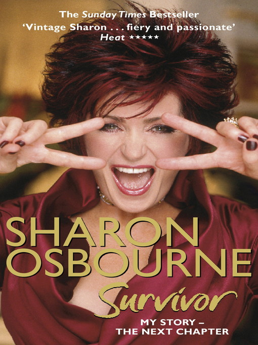 Sharon Osbourne Survivor (eBook): My Story--the Next Chapter