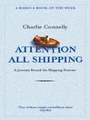 Attention All Shipping (eBook): A Journey Round the Shipping Forecast
