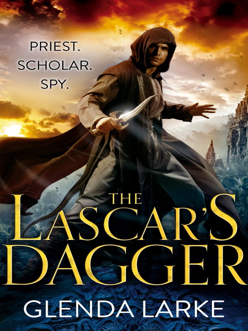 The Lascar's Dagger (eBook): Book 1 of The Forsaken Lands