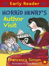 Horrid Henry's Author Visit (eBook)