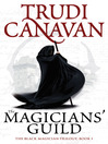 The Magicians' Guild (eBook): Black Magician Trilogy, Book 1