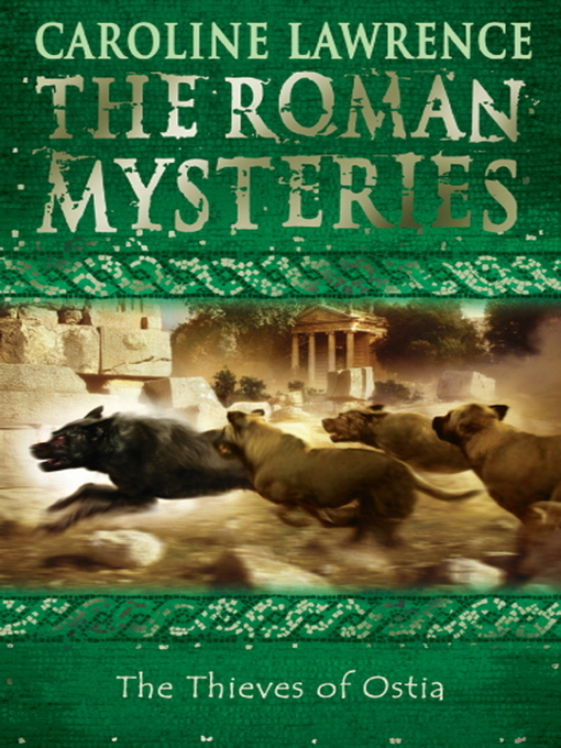 The Thieves of Ostia (eBook): Roman Mystery Series, Book 1