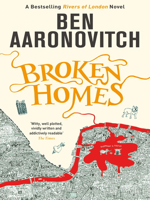 Broken Homes (eBook): Rivers of London Series, Book 4