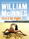 That'd be Right (eBook): A Fairly True History of Modern Australia