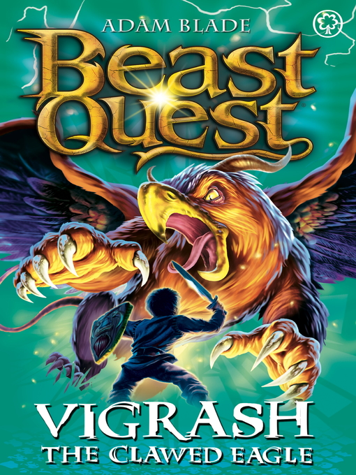 Vigrash the Clawed Eagle (eBook): Beast Quest: The Darkest Hour Series, Book 4