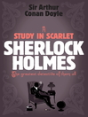 A Study in Scarlet (eBook): Sherlock Holmes Series, Book 1