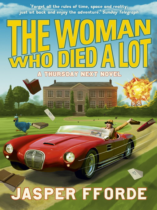 The Woman Who Died A Lot (eBook): Thursday Next Series, Book 7
