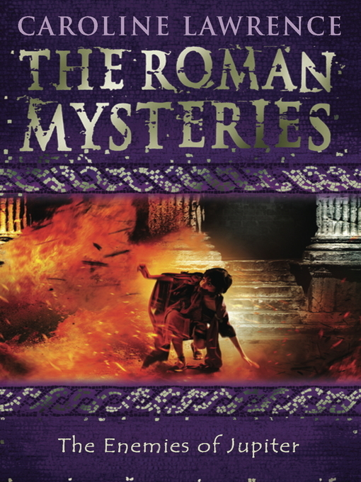 The Enemies of Jupiter (eBook): Roman Mystery Series, Book 7
