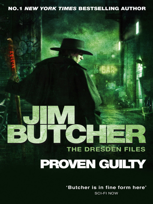 Proven Guilty (eBook): The Dresden Files Series, Book 8