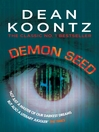 Demon Seed (eBook)