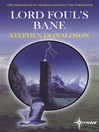 Lord Foul's Bane (eBook): The First Chronicles of Thomas Covenant, Book 1