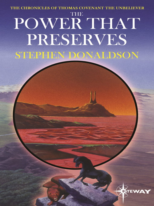 The Power That Preserves (eBook): The First Chronicles of Thomas Covenant, Book 3