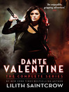 Dante Valentine (eBook): The Complete Series