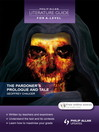 Philip Allan Literature Guide (for A-Level) (eBook): The Pardoner's Prologue and Tale