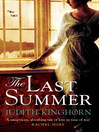 The Last Summer (eBook)