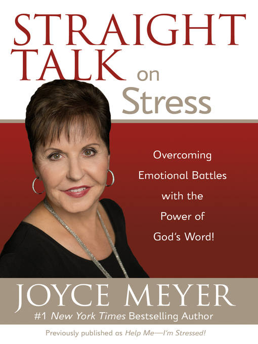 Straight Talk on Stress (eBook): Overcoming Emotional Battles with the Power of God's Word!