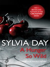 A Hunger So Wild (eBook): Renegade Angels Series, Book 2