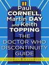 The Doctor Who Discontinuity Guide (eBook)