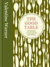 The Good Table (eBook)