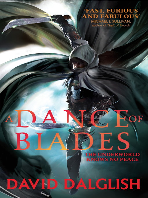 A Dance of Blades (eBook): Book 2 of Shadowdance