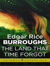 Land That Time Forgot Book 1 (eBook)