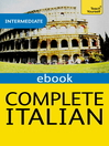 Complete Italian (eBook)