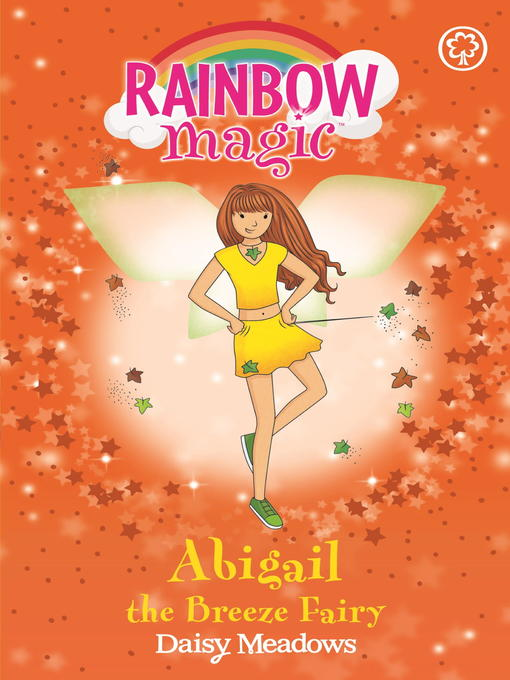 Abigail the Breeze Fairy (eBook): Rainbow Magic: The Weather Fairies Series, Book 2