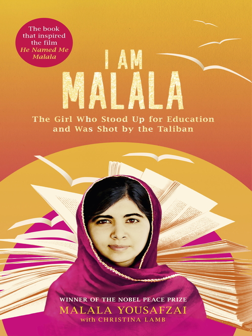 Cover image of I Am Malala