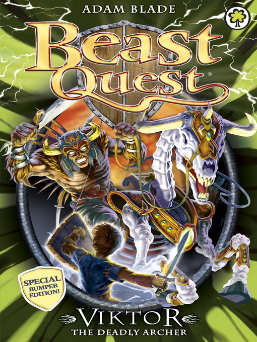 Viktor the Deadly Archer (eBook): Beast Quest: Special Edition Series, Book 12