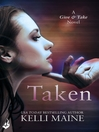 Taken (eBook): Give and Take Series, Book 1