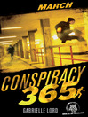 March (eBook): Conspiracy 365 Series, Book 3