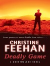 Deadly Game (eBook): GhostWalkers Series, Book 5