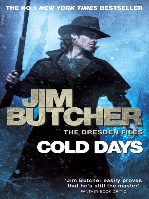 Cold Days (eBook): Dresden Files Series, Book 14