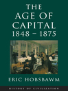 Age of Capital 1848-1875 (eBook)