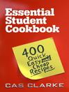Essential Student Cookbook (eBook)