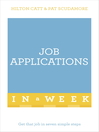 Successful Job Applications in a Week (eBook): In A Week