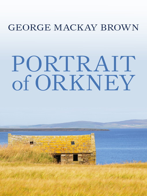 Portrait of Orkney (eBook)