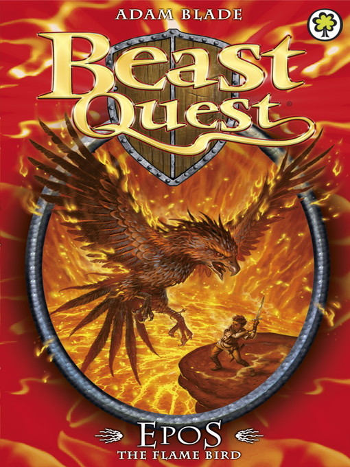 Epos The Flame Bird (eBook): Beast Quest Series, Book 6