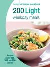 200 Light Weekday Meals (eBook)