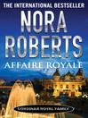 Affaire Royale (eBook): Cordina's Royal Family Series, Book 1