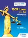 OCR Law for AS (eBook)