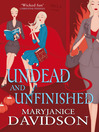 Undead and Unfinished (eBook): Undead Series, Book 9