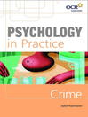 Psychology in Practice (eBook): Crime
