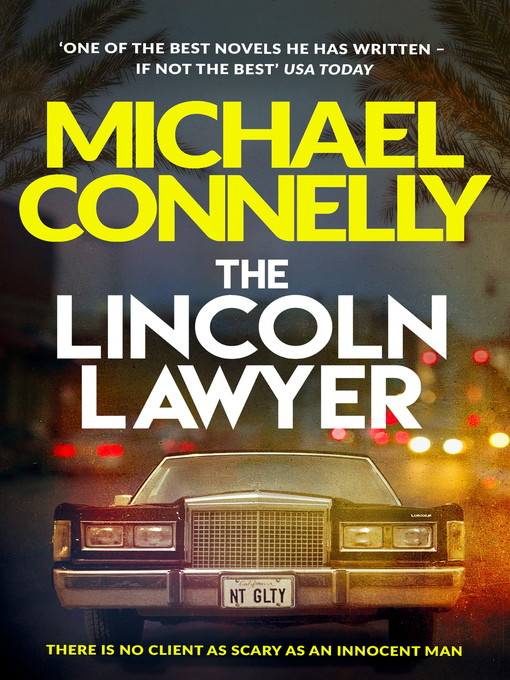 The Lincoln Lawyer (eBook): Mickey Haller Series, Book 1