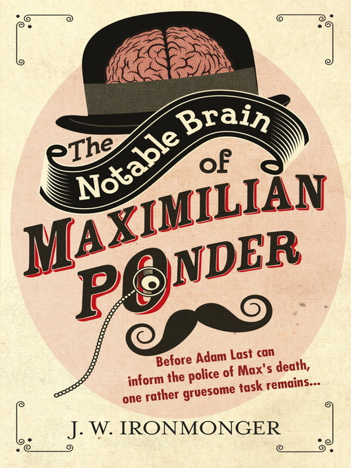 The Notable Brain of Maximilian Ponder (eBook)