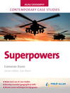 AS/A2 Geography Contemporary Case Studies (eBook): Superpowers