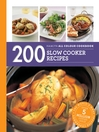 200 Slow Cooker Recipes (eBook)